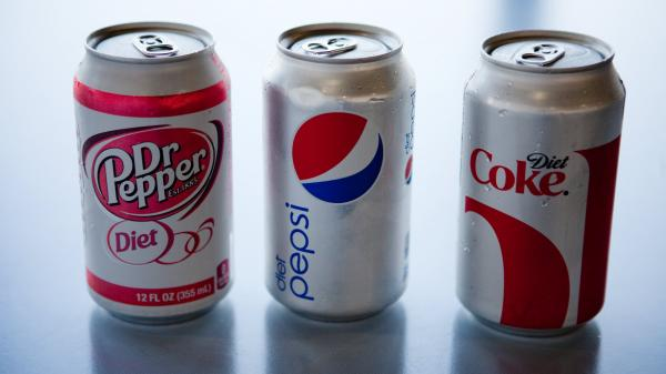 Aspartame is a sugar substitute found in many popular foods, including diet sodas.