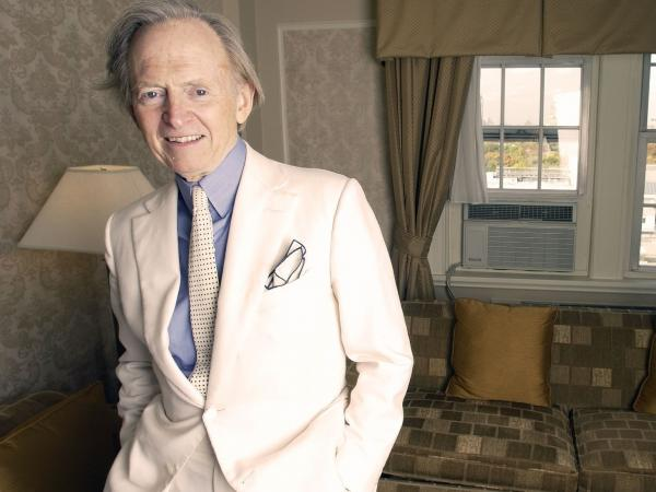 Author and journalist Tom Wolfe's books include <em>The Electric Kool-Aid Acid Test</em>, <em>The Bonfire of the Vanities</em> and <em>I Am Charlotte Simmons</em>, among others. His latest novel is <em>Back to Blood.</em>