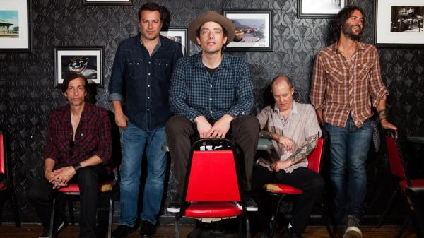 Jakob Dylan and his Wallflowers sat down with David Dye on <em>World Cafe</em>.