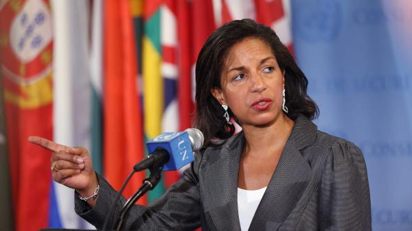 Susan Rice, the U.S. ambassador to the United Nations, is considered a leading candidate to become the next secretary of state. Leading Senate Republicans say they would seek to block her if she's nominated.