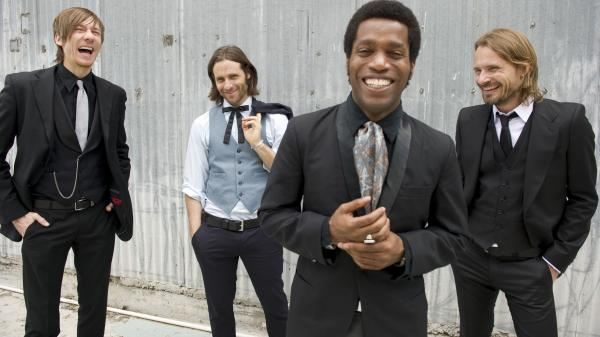 Vintage Trouble recently reissued its 2010 debut, <em>The Bomb Shelter Sessions</em>.