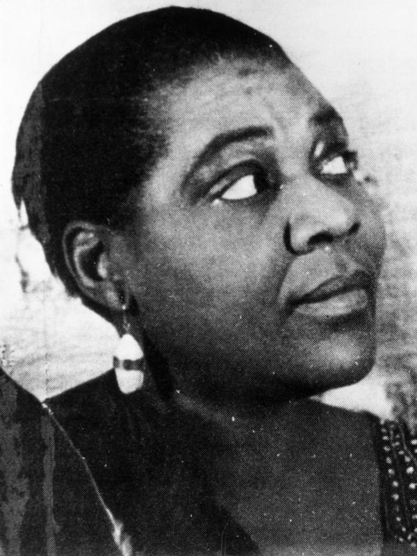 circa 1935: American singer Bessie Smith (circa 1894 - 1937), known as the Empress of the Blues. (Photo by Three Lions/Getty Images)