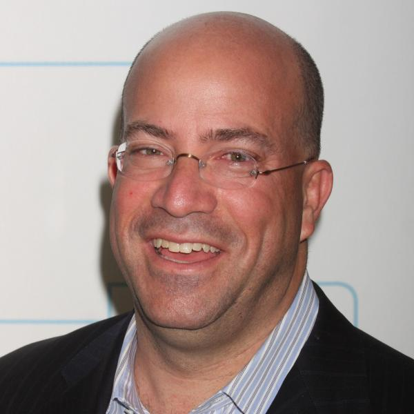 Jeff Zucker, who's going to CNN.