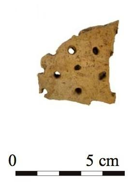 Archaeologists believe that ancient farmers used pots made from these pottery shards to make cheese — a less perishable, low-lactose milk product.