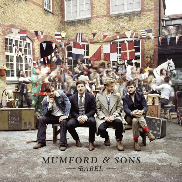 NPR listeners picked Mumford And Sons' <em>Babel</em> as their favorite record for 2012.