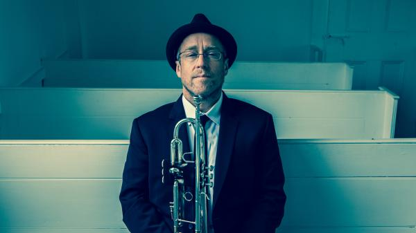 Dave Douglas' new album, <em>Be Still</em>, includes hymns he played at his mother's funeral service.