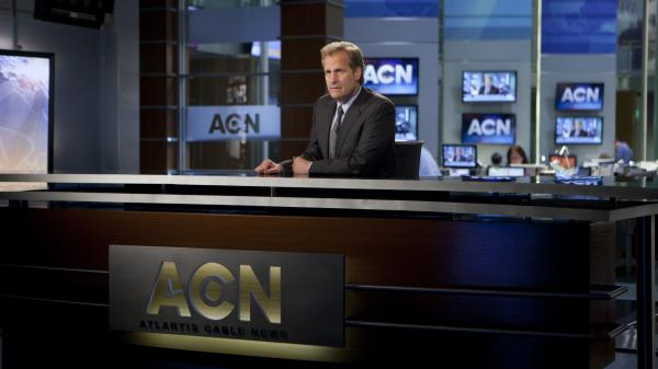 On Aaron Sorkin's latest drama <em>The Newsroom, </em>Will McAvoy (Jeff Daniels) pledges to cover stories because they're important, not because they get ratings.