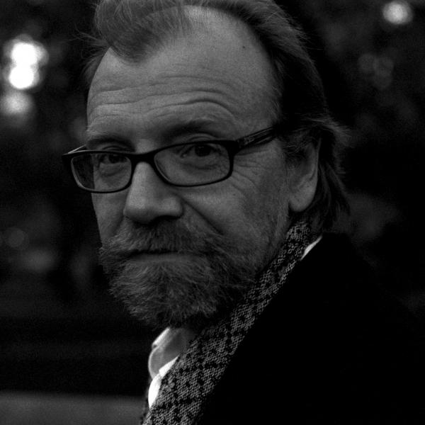 George Saunders is a MacArthur Genius award winner, as well as a Guggenheim fellow.