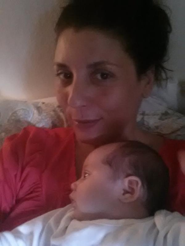 Lourdes Garcia-Navarro and her daughter, Cassenia.