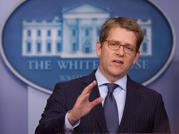 White House spokesman Jay Carney.