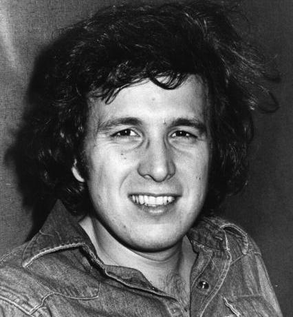 Don McLean back in the day (1975). <em>American Pie</em> came out in 1971.