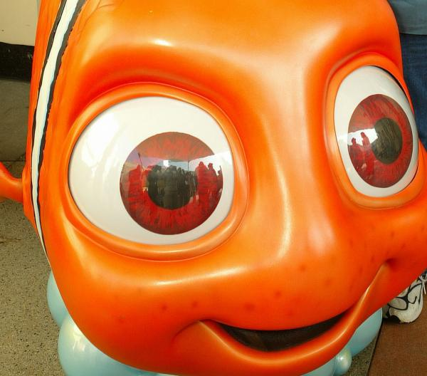Watch out: Nemo's coming.