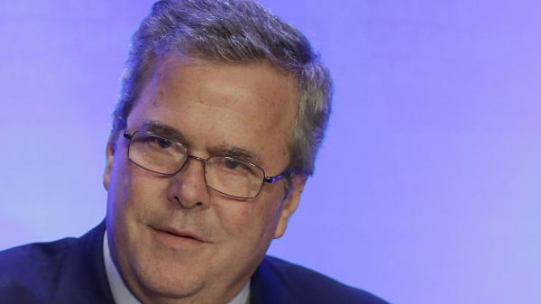Former Florida Gov. Jeb Bush has asked that his name not be among a long list of potential 2016 Republican presidential candidates in this week's Conservative Political Action Conference straw poll.