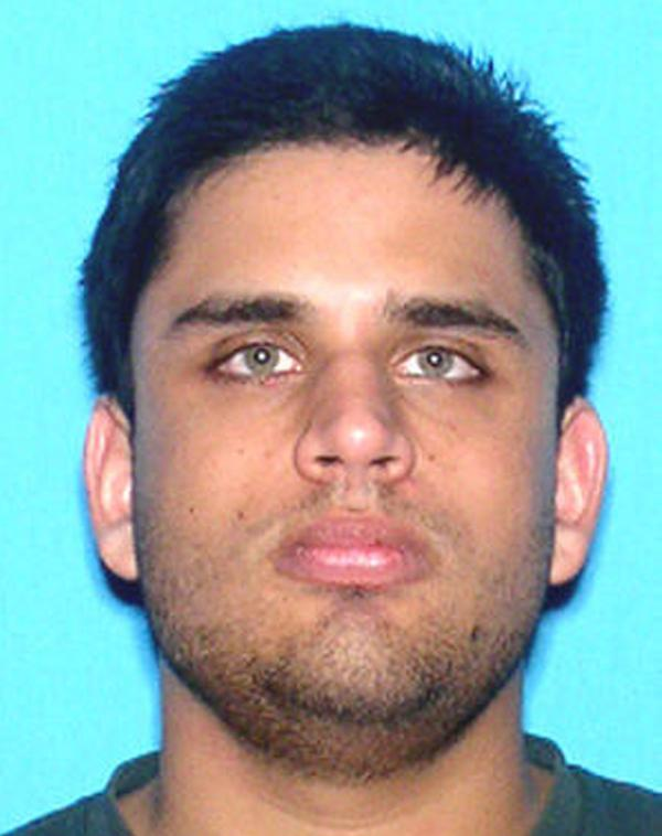 Former University of Central Florida student James Seevakumaran, who police say was planning to attack others in one of the school's dormitories. He killed himself instead.