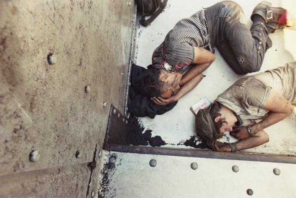Photos from the book <em>A Period of Juvenile Prosperity</em>