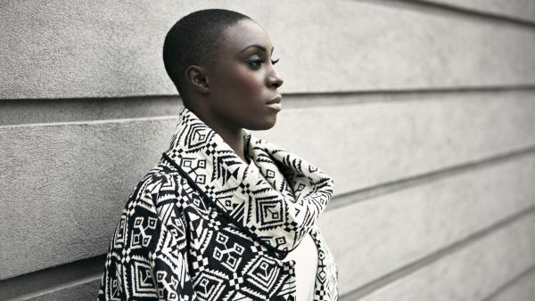 Laura Mvula's debut album, <em>Sing to the Moon</em>, comes out April 16.
