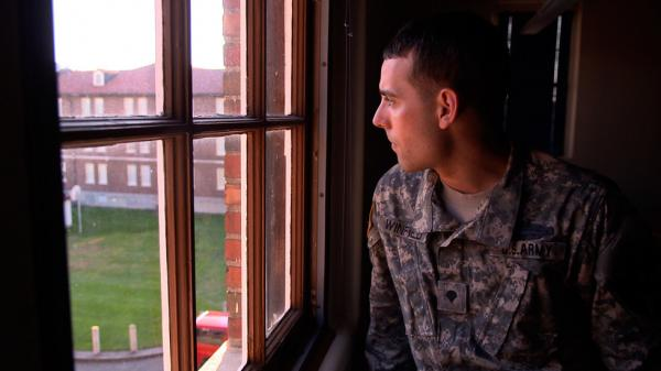 U.S. Army Spc. Adam Winfield is the subject of the documentary <em>The Kill Team</em>, which focuses on his ongoing legal struggles after being accused of the premeditated murder of an unarmed Afghan in 2010.