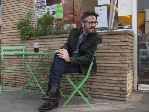 Spinning off of his popular podcast, Marc Maron's new show, <em>Maron,</em> on the IFC Channel, is loosely based on his own life.