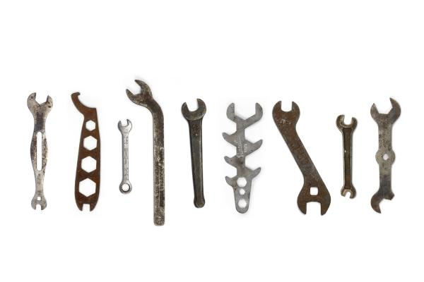 Zlatanovski says her wrench typology is inspired by archaeologists' typologies of prehistoric stone tools.