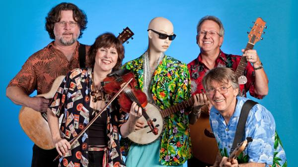 The Austin Lounge Lizards' new album is called <em>Home and Deranged.</em>