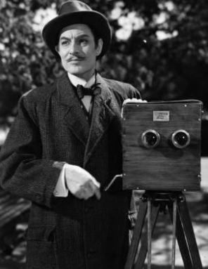 """<em>The Magic Box</em> (1951) made a lasting impression on Martin Scorsese when he first saw it in 1952. He says this is the film that made him think he could be a filmmaker. """"The thing about that film was not just the moving image, but it was the obsession and the passion of the people at that time."""""""