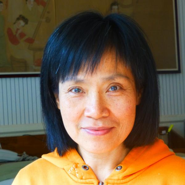 Anchee Min is the author of one earlier memoir, <em>Red Azalea, </em>and six novels.