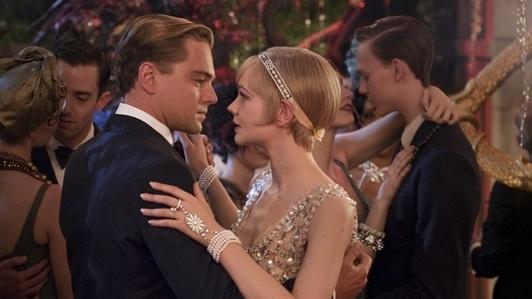 Leonard DiCaprio as Gatsby and Carrey Mulligan as Daisy star in Baz Luhrmann's new interpretation of F. Scott Fitzgerald's 1925 novel, <em>The Great Gatsby</em>.