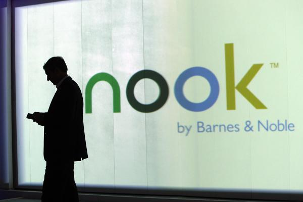 Microsoft already owns nearly a 17 percent stake in Nook Media.