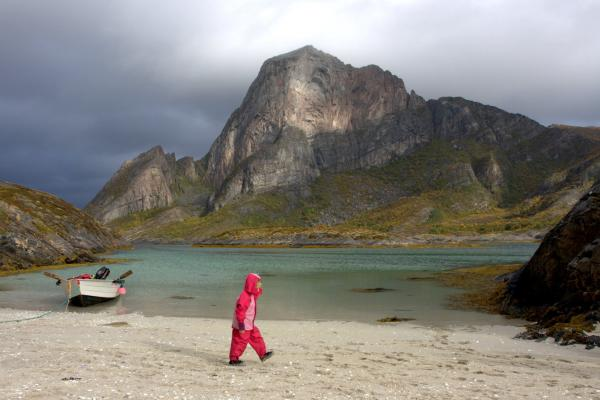 The Botnen-Chen family moved from Boston to live for a year on Rødøy, a Norwegian island north of the Arctic Circle.