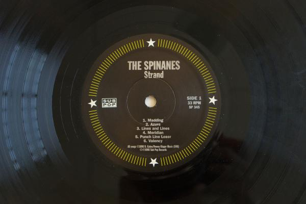 <strong>Sub Pop</strong><br />(<em>Strand</em> by The Spinanes, 1996)