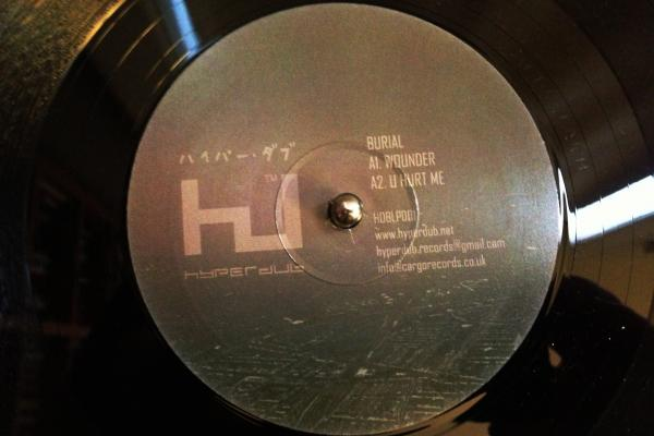 <strong>Hyperdub<em><br /></em></strong>(<em>Burial</em> by Burial, 2007)