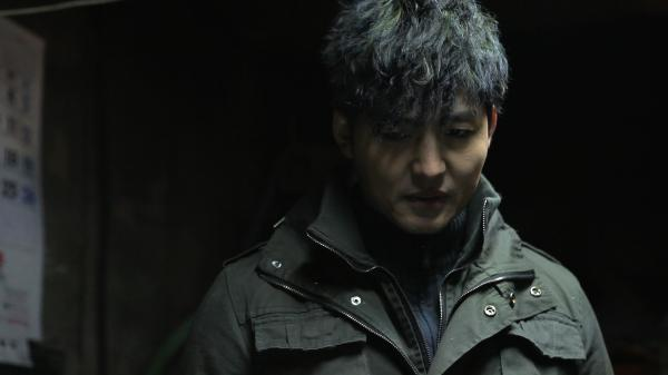 <strong>Dark Shadows:</strong> Lee Jeong-jin plays impassive underworld enforcer Gang-do in <em>Pieta, </em>a dark, enigmatic redemption parable from the controversial Korean filmmaker Kim Ki-duk.