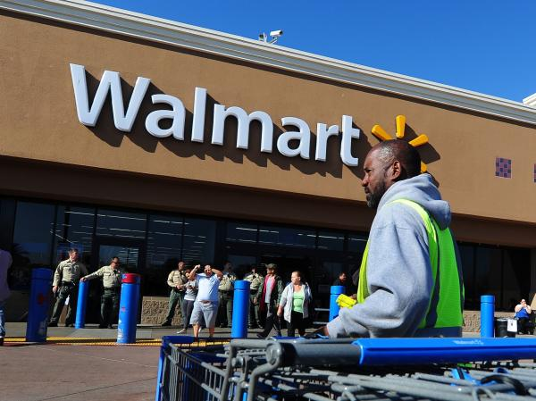 A Wal-Mart store in Paramount, Calif. The company announced it would conduct its own inspections at Bangladeshi factories that produce its goods rather than joining an agreement with other Western retailers.