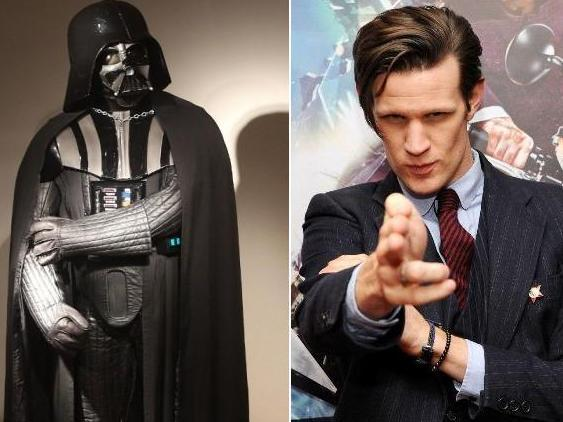 Darth Vader or The Doctor? Pick your champion.
