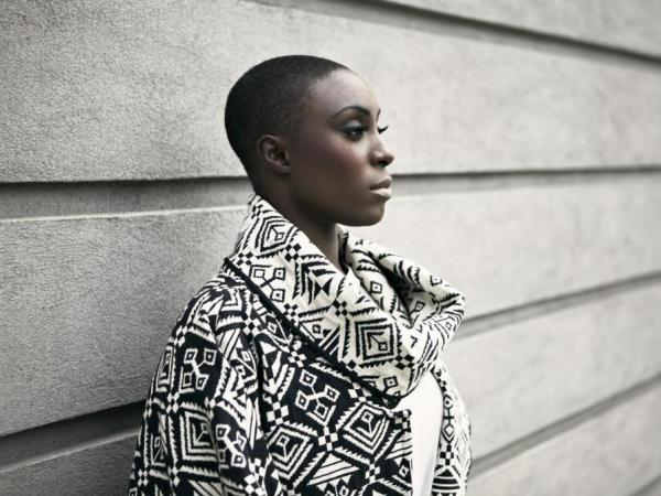 Laura Mvula is getting serious attention for her debut album, <em>Sing to the Moon</em>.