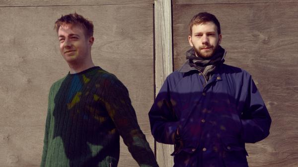Mount Kimbie's new album, <em>Cold Spring Fault Less Youth</em>, comes out May 28.
