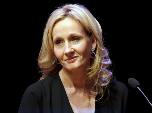 J.K. Rowling.