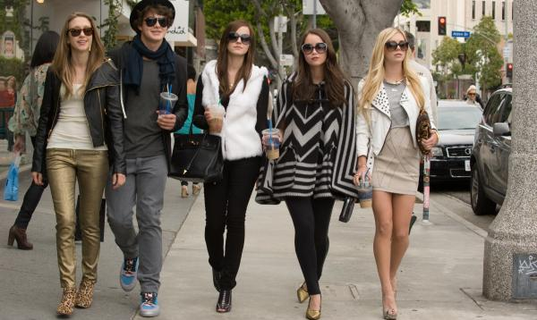 The cast of Sofia Coppola's <em>The Bling Ring, </em>which writer Raj Ranade says has set a high bar for other contenders at this year's Cannes Film Festival.