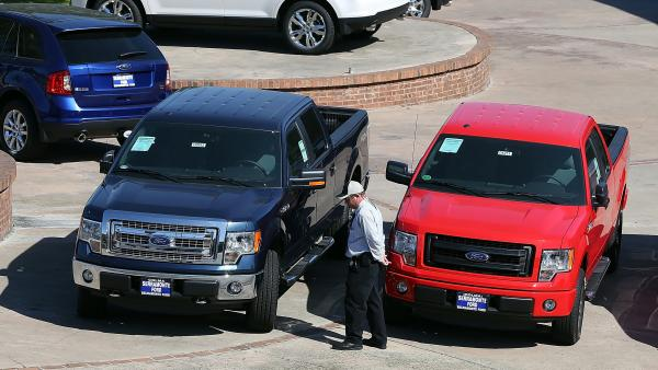 Strong new-vehicle retail sales figures have led analysts to predict North American production will reach 16 million units in 2013 — a mark not hit since 2002. Part of the rise is due to strong demand for pickup trucks.