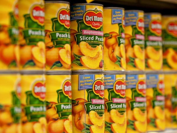 Canned peaches can pack as many, or in some cases, more nutrients than fresh ones, research suggests. But be sure to skip the added syrup.