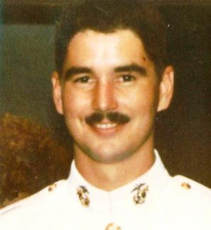 Jack Edwards, a Marine captain in the Gulf War, was killed in February 1991.