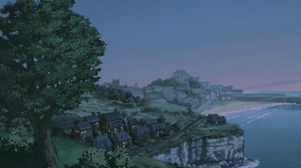 The cross-country exploits of Richard Hannay allow the game's artists to create an arresting variety of landscapes.
