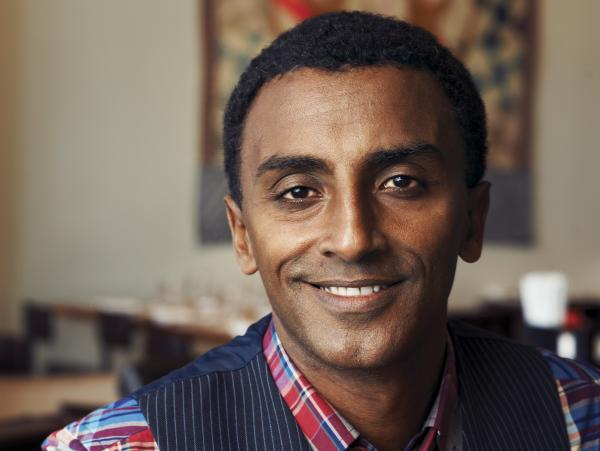James Beard award-winning chef Marcus Samuelsson has been a judge on <em>Top Chef</em>, <em>Iron Chef America</em> and <em>Chopped</em>.
