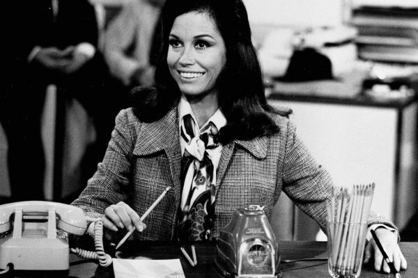 <em>The Mary Tyler Moore Show</em> first aired in 1970.