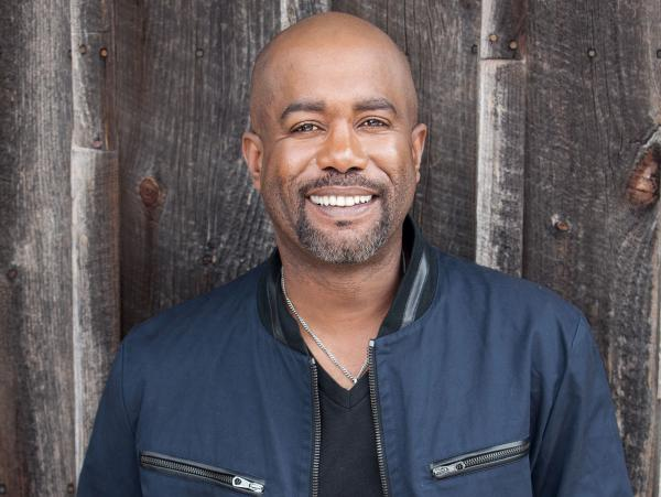 Darius Rucker's new album is titled <em>True Believers</em>.