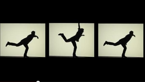 A still from Ann Robideaux' choreography for the last minute of <em>The Rite of Spring</em>.