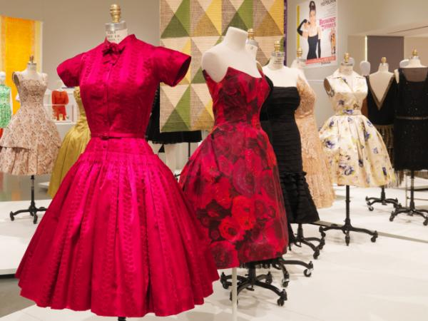 <em>Cocktail Culture</em> is an intoxicating exhibit of apparel, accoutrements and ephemera at the Rhode  Island School of  Design's Museum of Art. The show features more than 200 objects, including more than 50  dresses owned by the museum.