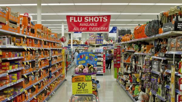<p>Three years ago, drugstores like Walgreens began training pharmacists to give customers vaccines. Since then, tens of thousands of pharmacists have been certified to give shots.</p>
