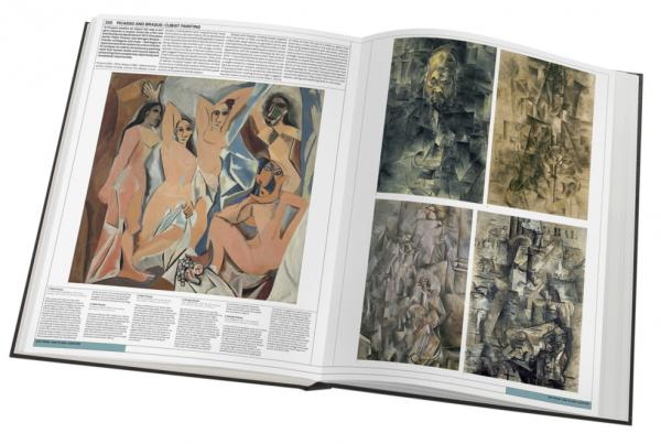 "If<em> The Art Museum </em>were a real museum and not just a book, there would hardly be need for another. At 18 pounds and 922 pages, the expansive book is organized into thematic ""galleries,"" and within those ""rooms"" dedicated to solo artists, like Picasso."