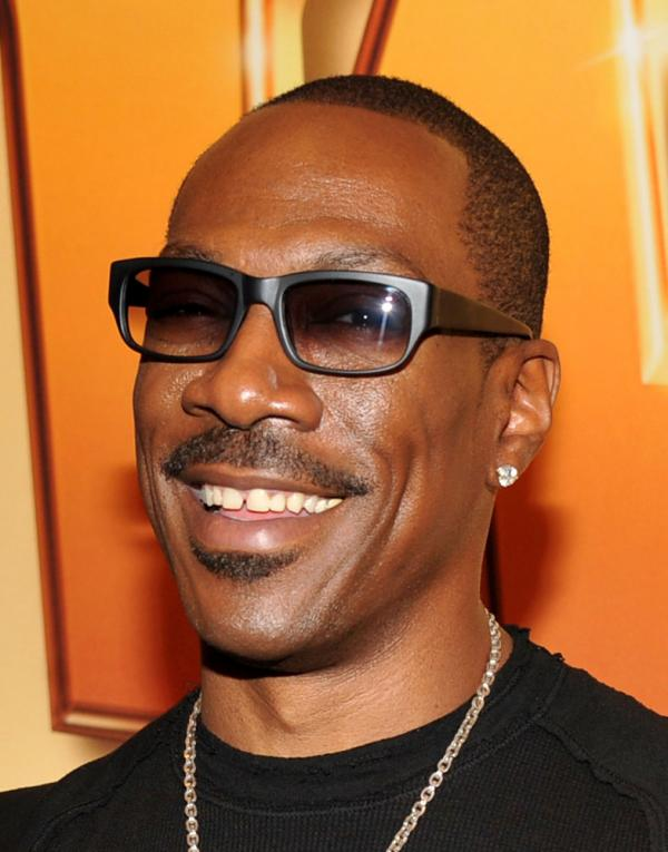 Eddie Murphy, seen here in October 2011, will not host the 2012 Oscars after all.